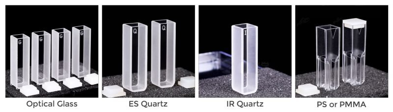 Different Cuvette Material